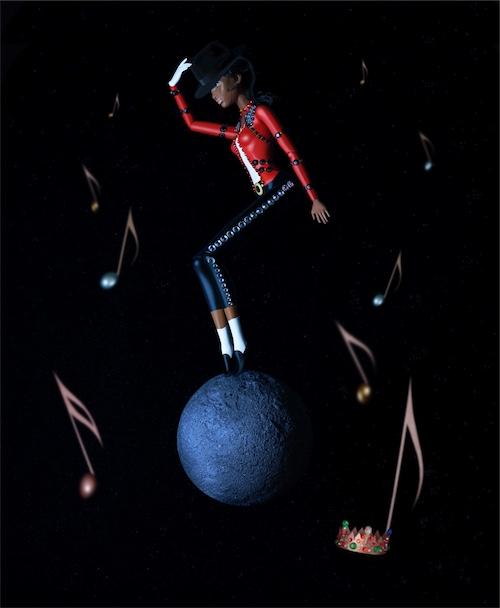 Moonwalk- Hommage à Michael Jackson